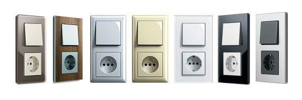 Switches and sockets