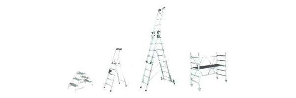 Leitern und Gerüste
