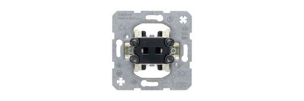 Flush-mounted inserts
