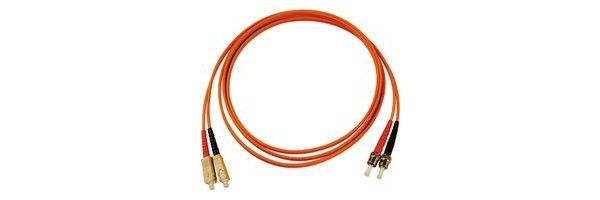 Duplex adapter cable