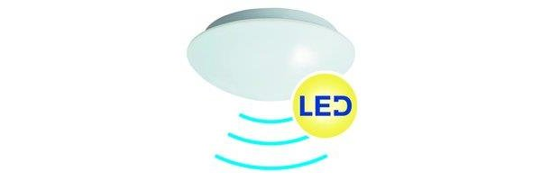Wall-and ceiling-mounted luminaires