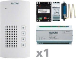 Elcom 1001801 AKF-01 AudioKit 1TLN i2Audio BFT-200