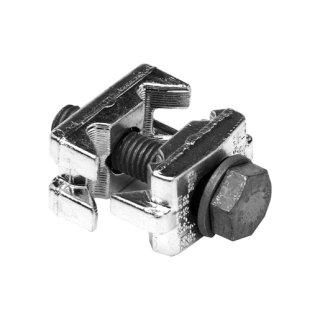 ABN GmbH 44631 Doppelschalenklemme Alu