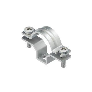 HAAS40 Aluminium-Abstandschelle 40