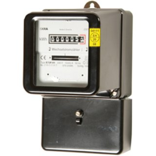 HWSZ1040 Wechselstromzähler 10/40A, 230V0, geeicht...