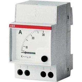 ABB AMT1/A1 Amperemeter analog Wandlermessung,Wechselstrom