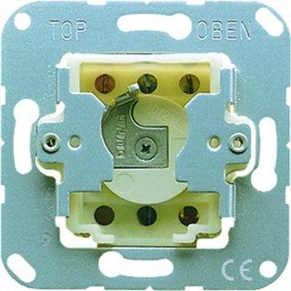 Jung 104.28 Schlüsselschalter mit Demontageschutz,...
