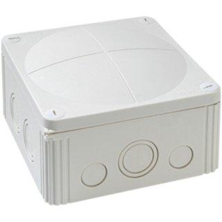 HFRAK100 RAL7035 FR-Kabelabzweigkasten IP66, 140x140x82...