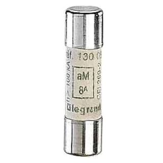 Legrand 13010 Sicherung 10 x 38 mm 10A Typ aM