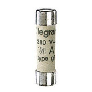Legrand 12302 Sicherung 8,5 x 31,5 mm 2A Typ gG