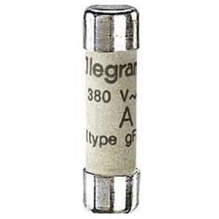 Legrand 12316 Sicherung 8,5 x 31,5 mm 16A Typ gG