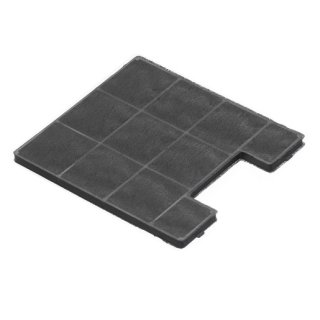 Amica KF 17141 2 x Kassetten-Kohlefilter für...