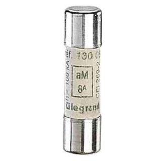 Legrand 13006 Sicherung 10 x 38 mm 6A Typ aM