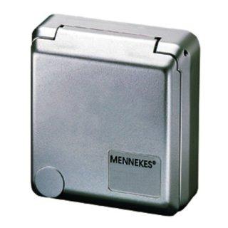Mennekes 4984 Cepex-Anbaudose SCHUKO 16A2p+E 230V IP44