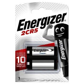 Energizer 2CR5 (1 Stk.) Spezialbatterie / Lithium Foto...