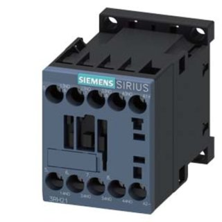 Siemens 3RH2140-1BB40 Hilfsschütz, 4S, DC 24V, S00,...