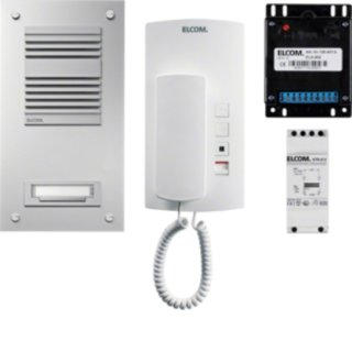 Elcom 1000511 ASU-1EL AudioSet 1TLN UP 1+n STABILA