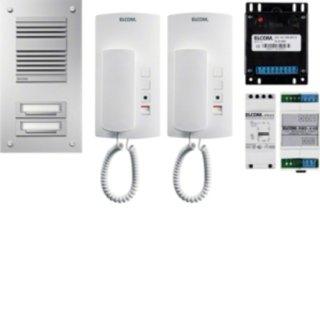 Elcom 1000521 ASU-2EL AudioSet 2TLN UP 1+n STABILA