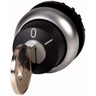 Eaton Electric M22-WS-MS2 Schlüsseltaste, tastend, 2...