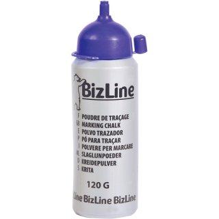 Bizline BIZ 700038 Ultramarinblaues Farbpulver 120 g