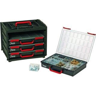 Bizline BIZ 700220 Handybox mit 4 Sortimentskästen...