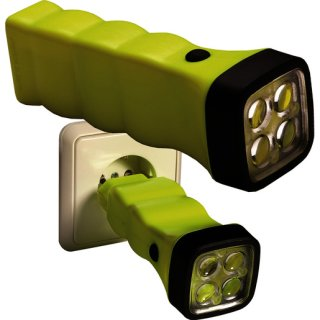 AccuLux 417222 AccuLux - Four LED EX, 230V, gelb, in...