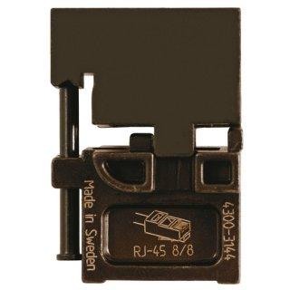 Bizline BIZ 700267 Einsatz für digitale Stecker RJ45...