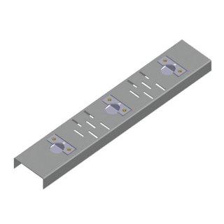 ABN GmbH 75950 Adaptersatz für 2 NH00 Leisten, V 10-95