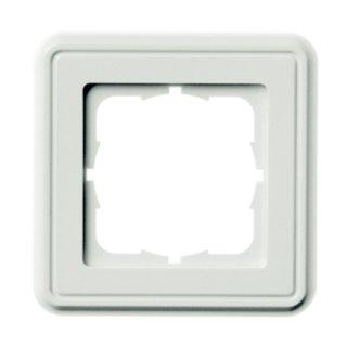 HAMJRAHMEN80PW 80x80 Rahmen desgin 1-fach, perlweiß