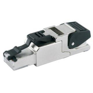 HFELDCAT6A Feldkonfektionierbarer RJ45-Steckverbinder...