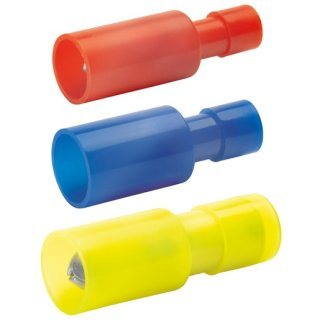 Klauke 1020V Rundstecker, d: 4 mm, 0,5-1 mm²,...