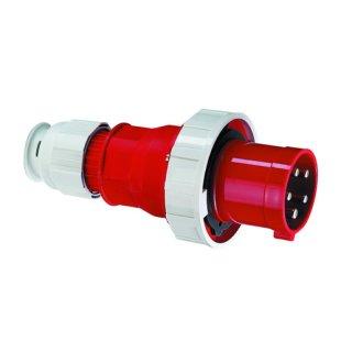 HCS63 IP67 Stecker 63A 5p 400V 6h IP67