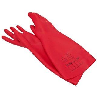 631559NC Elektriker-Handschuhe Gr. 9 Klasse 0 rot, NEWLEC