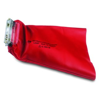 659001NC Sicherungs-Aufsteckgriff mit Lederstulpe, NEWLEC