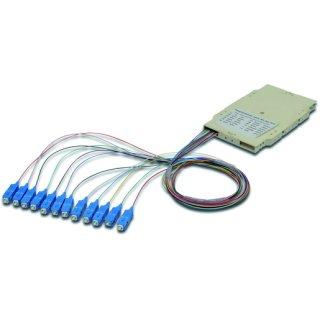 HA-96522-02-UPC-4 Pigtails incl. Spleißkassette...