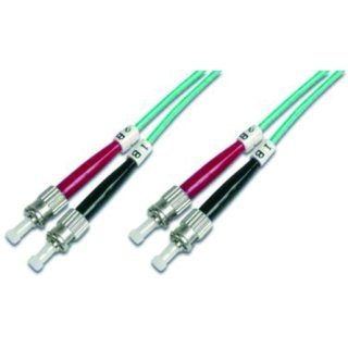 HDK-2511-05/3 LWL-Duplex-Patchkabel ST/ST ST-ST duplex MM...