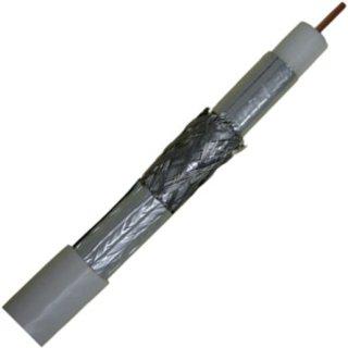 HCOAX 111 100 SAT Koaxialkabel 110 db, dreifach...