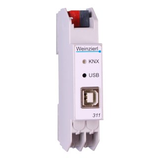 WEINZIERL 311 KNX USB Interface  REG (Art.Nr. 5117)