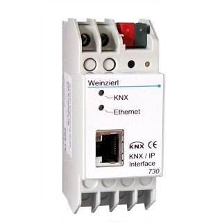 WEINZIERL 730 KNX IP Interface (Art.Nr. 5003)