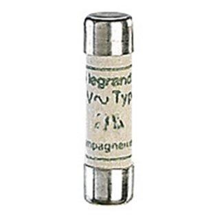 Legrand 12001 Sicherung 8,5 x 31,5 mm 1A Typ aM