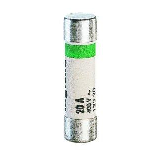 Legrand 12320 Sicherung 8,5 x 31,5 mm 20A Typ gG