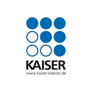 Kaiser 1055-32 Unterputz Gerätedose, weiß
