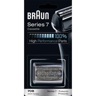 Braun 70B Braun Kombipack 70B, schwarz