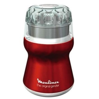 "Moulinex AR1105 Kaffeemühle ""Red Ruby"",..."