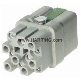 Harting Deutschland 9120123101 Han Q12-F-QL PE