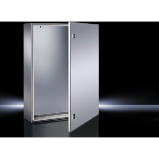 Rittal AE 1007.600 Kompakt-Schaltschrank AE, Edelstahl...