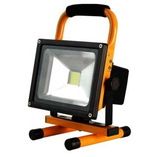 AccuLux 447421 AccuLux - FL 20 W LED, 230V / 12-24V,...
