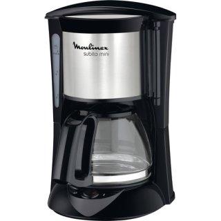 Moulinex FG1508 Glas-Kaffeemaschine Subito Mini...