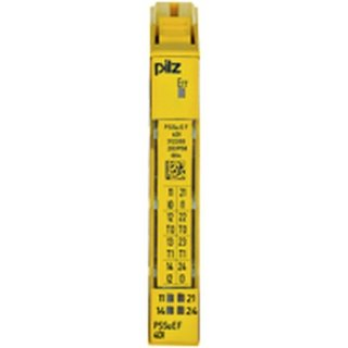 Pilz 312200 PSSu E F 4DI