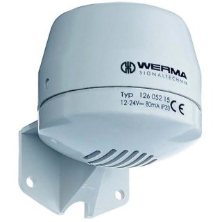 Werma Signaltechnik 126.052.15 Mehrtonsirene WM 4...